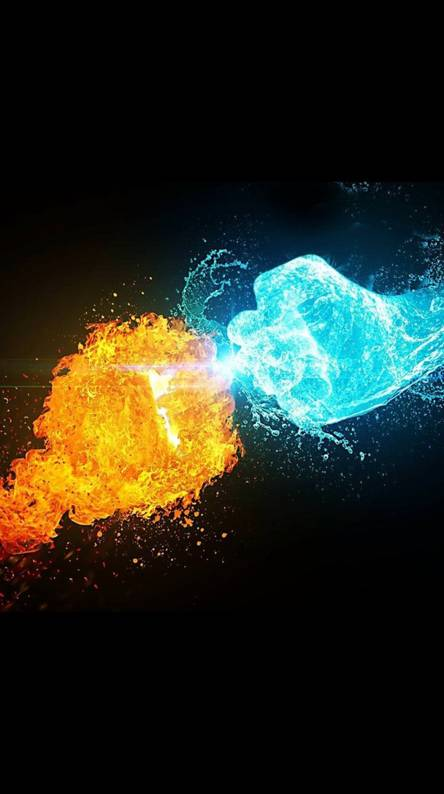 Fire Ice Collision