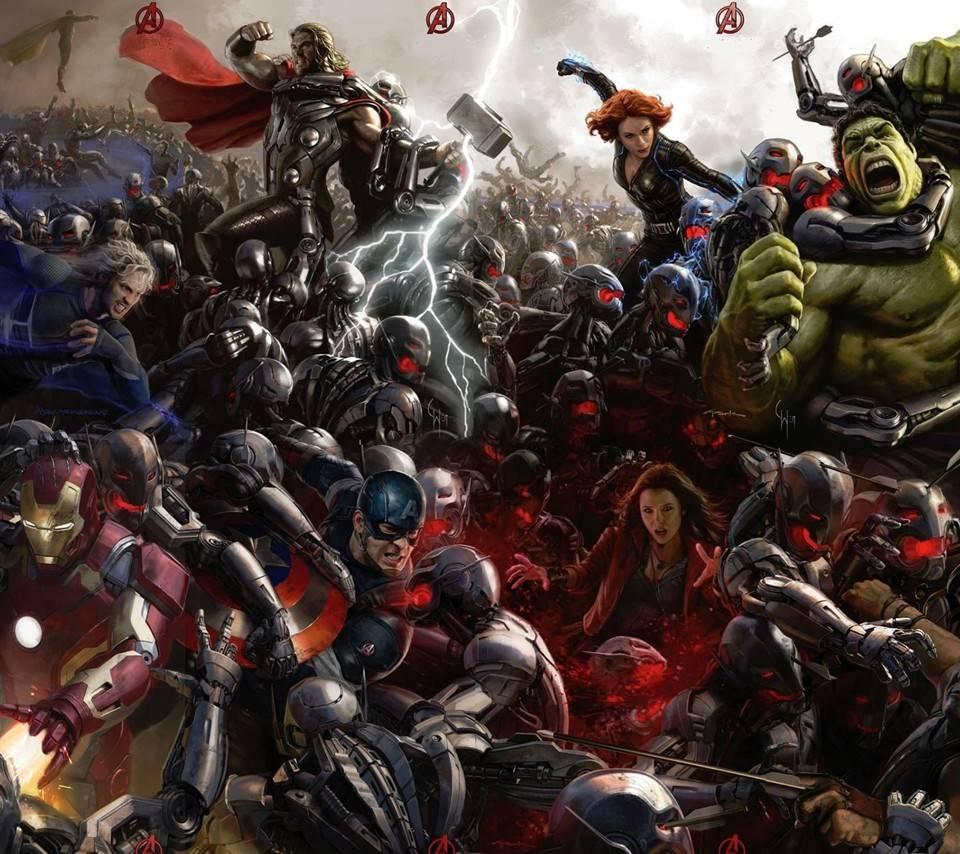 Avengers 2 Ultron