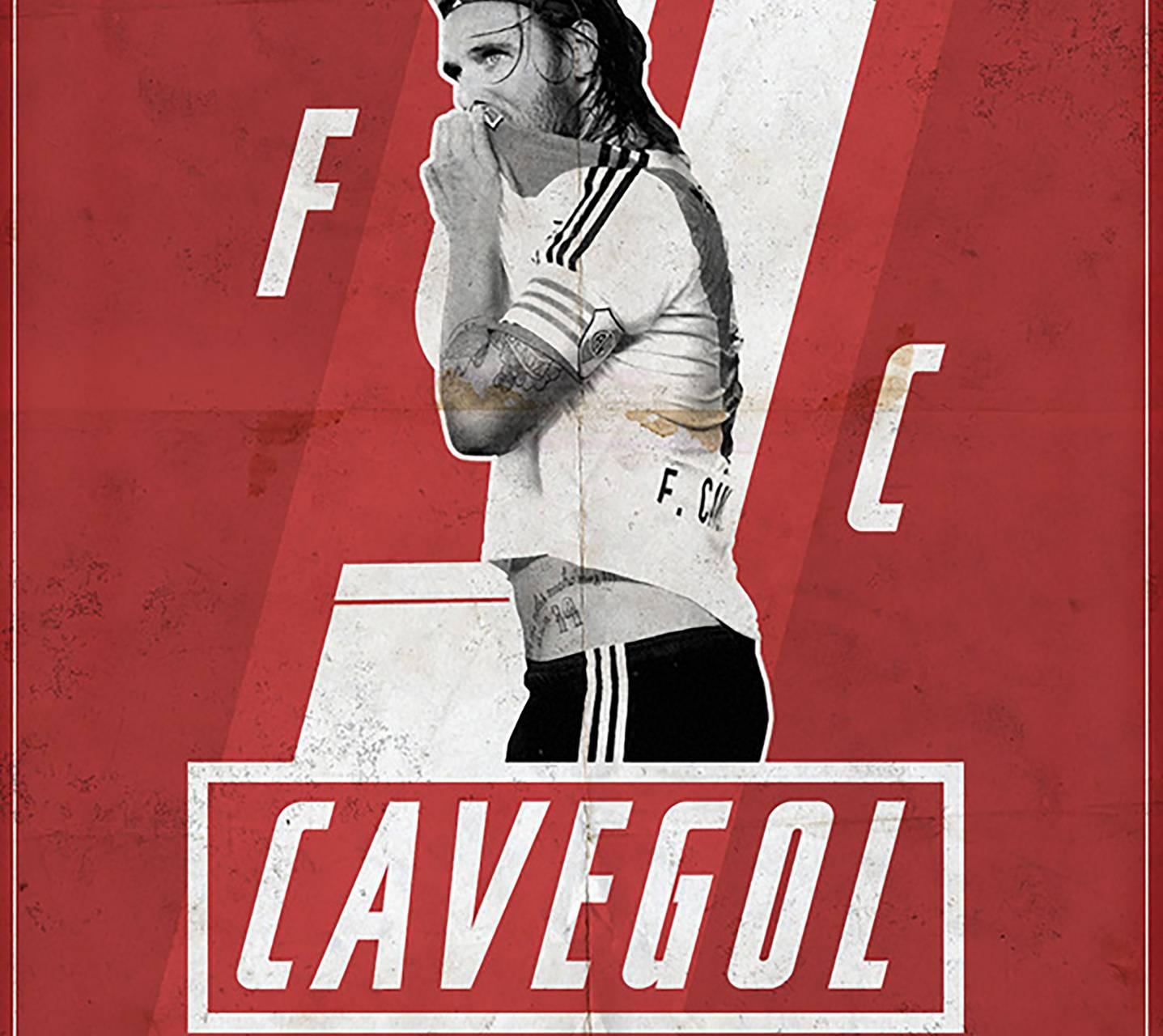 Cavegol River Plate