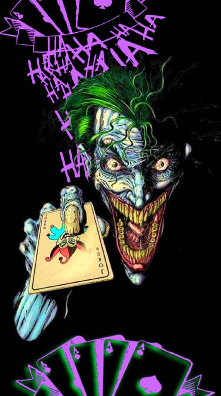 The Jokers Card Wallpapers Free By Zedge