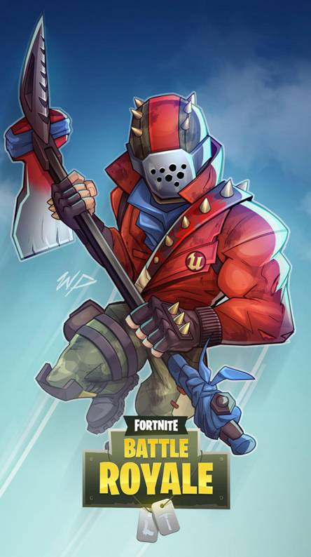 Fortnite Game Ringtones And Wallpapers Free By Zedge