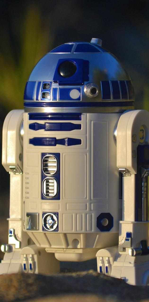 R2D2 Robot