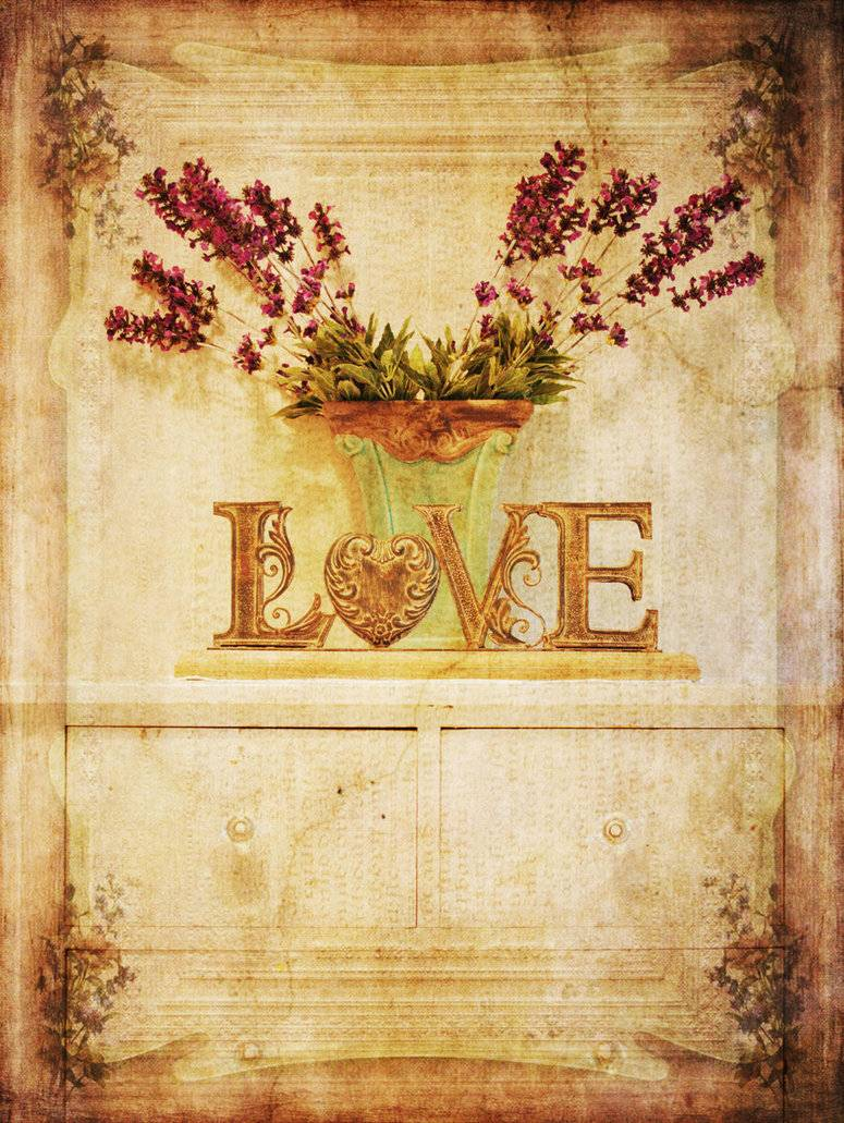 Vintage Love Wallpaper By Madboy Bd Free On Zedge