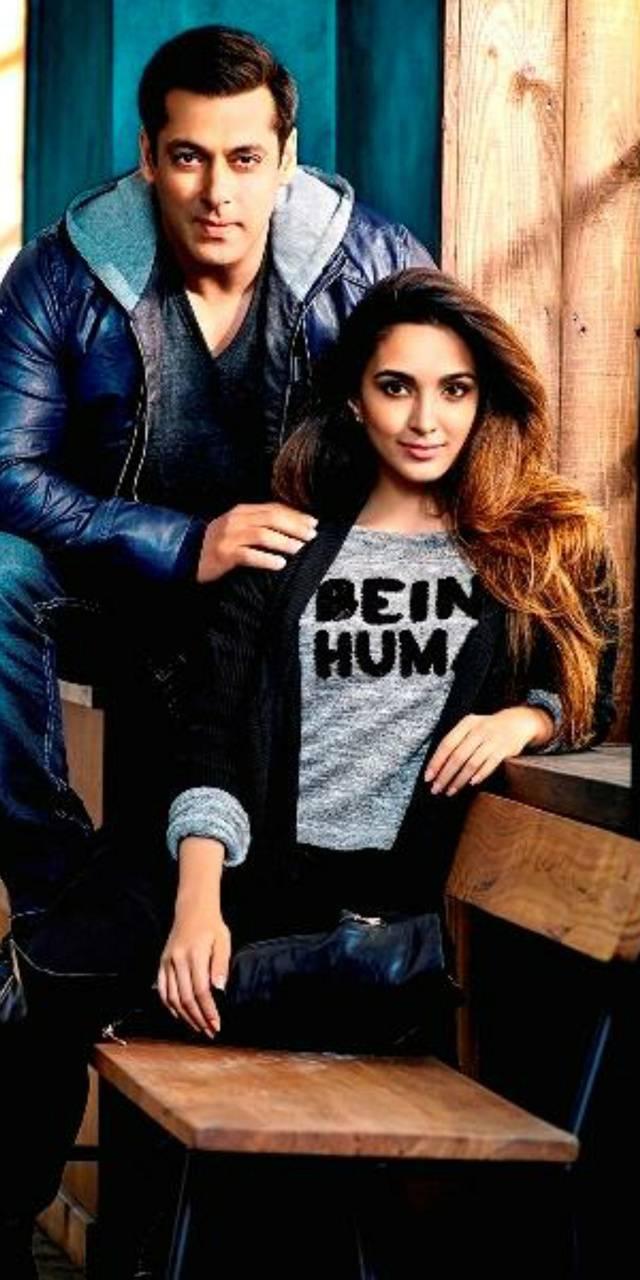 Salman and Kiara