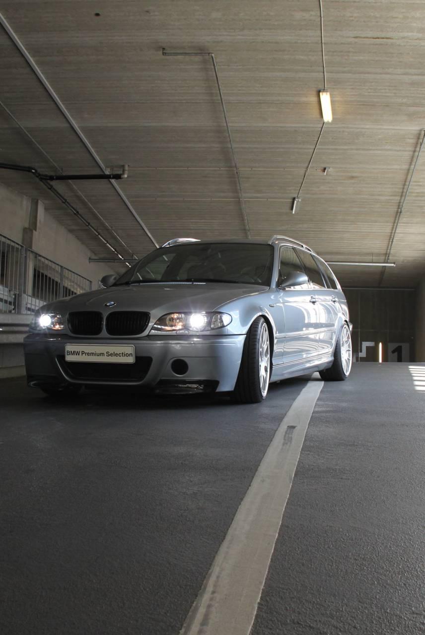 My Bmw E46