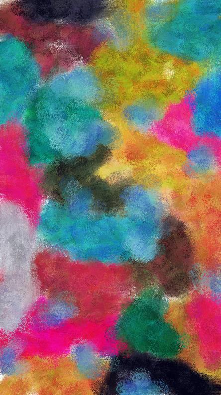 Colour Splotches