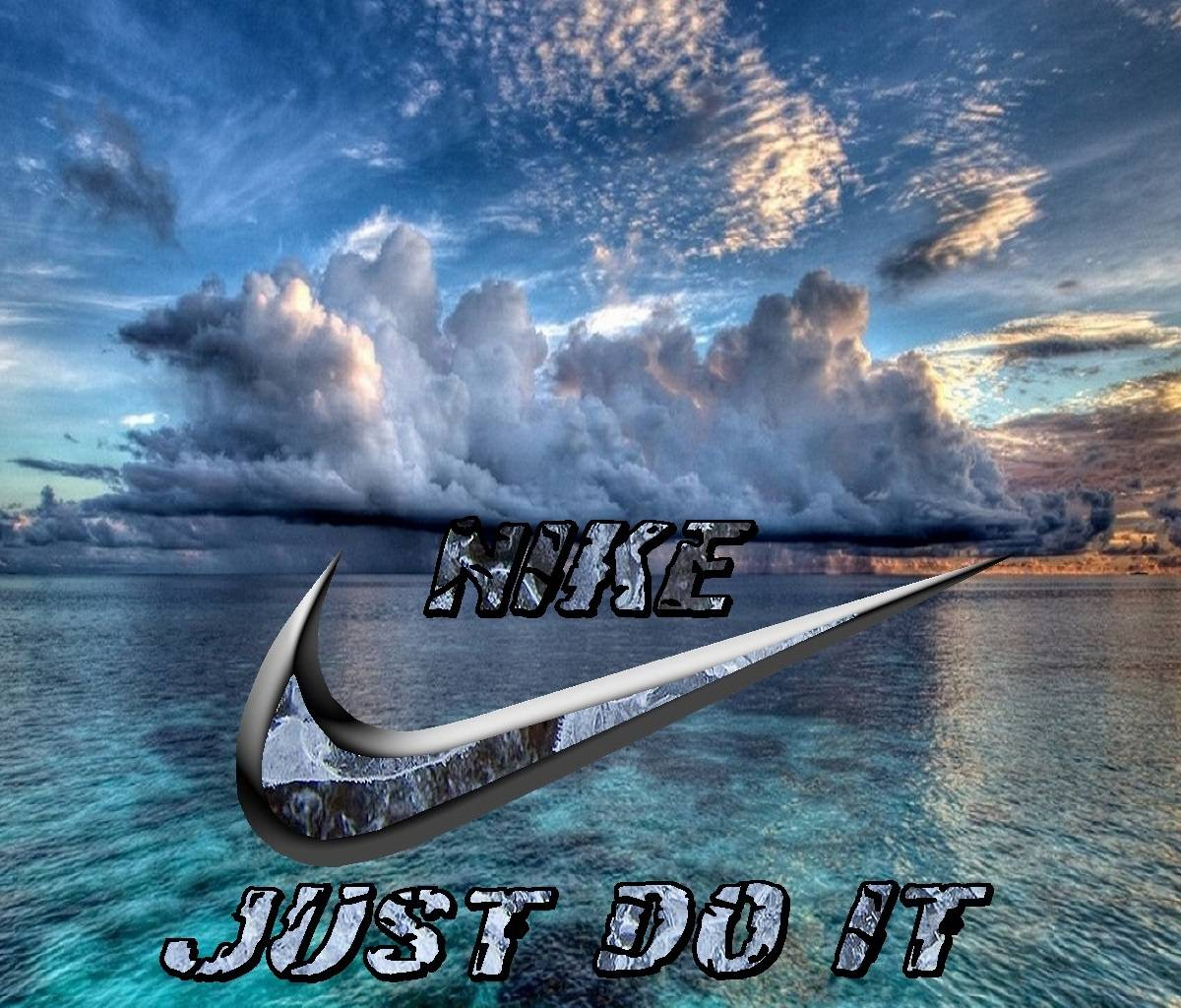 Nike on the water