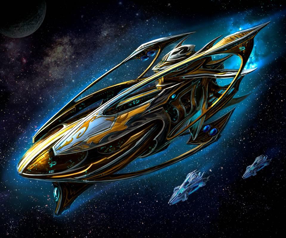 Protoss Starcraft
