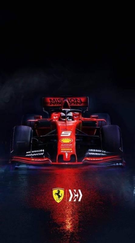 SF 90 Vettel