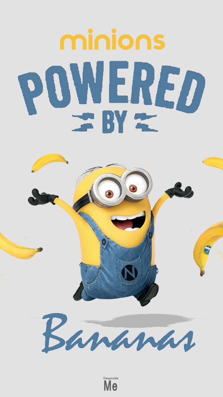 Minions-bananas