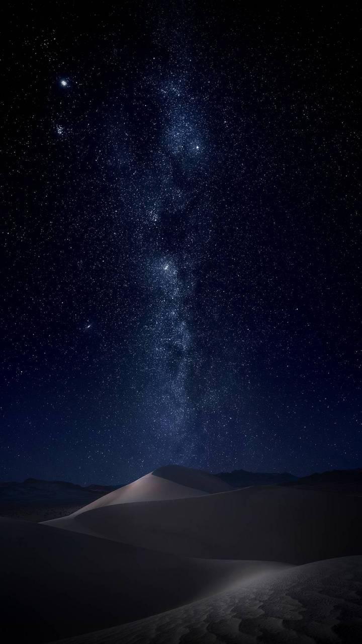 Deserted Galaxy