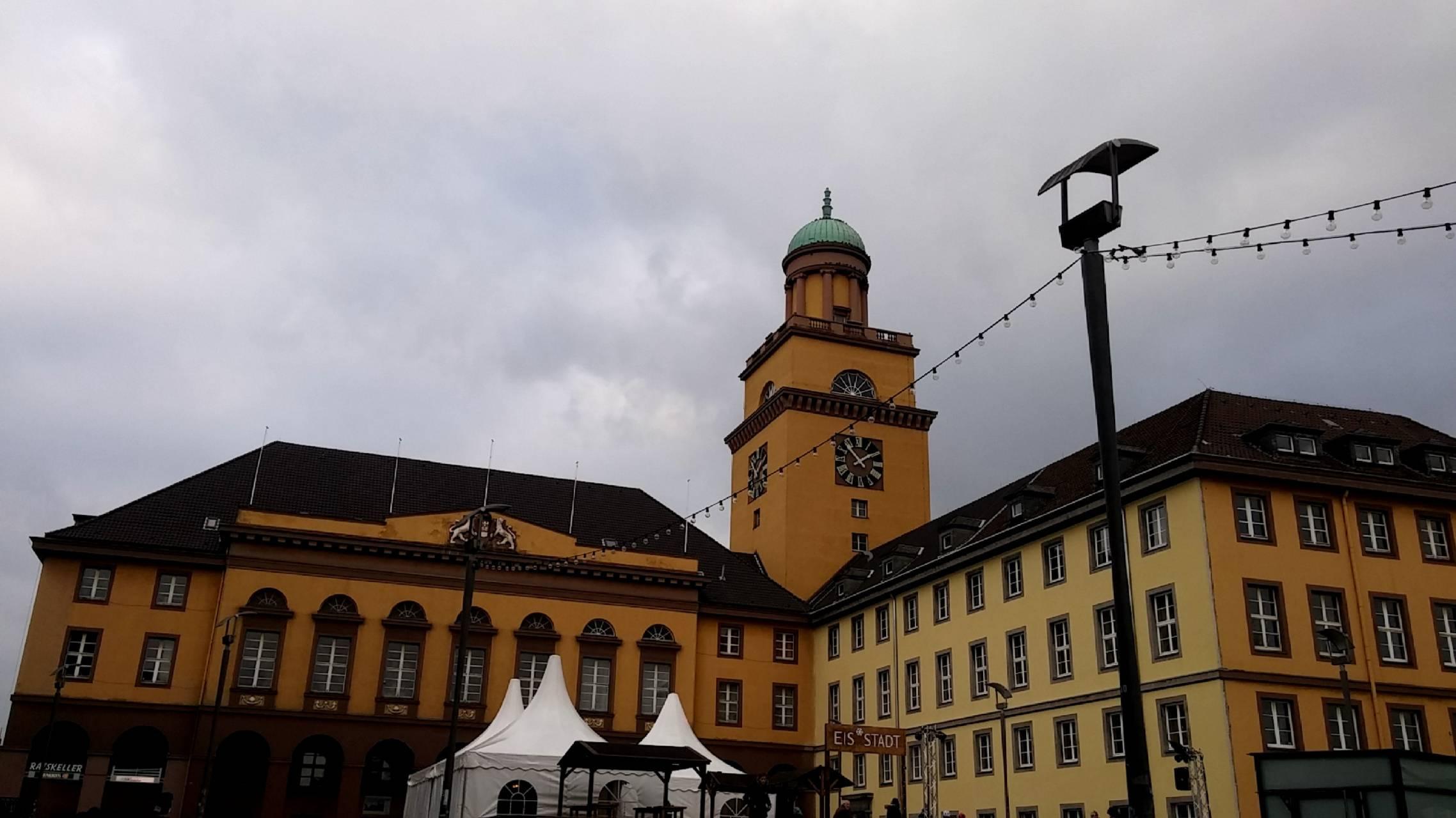 Witten Rathaus