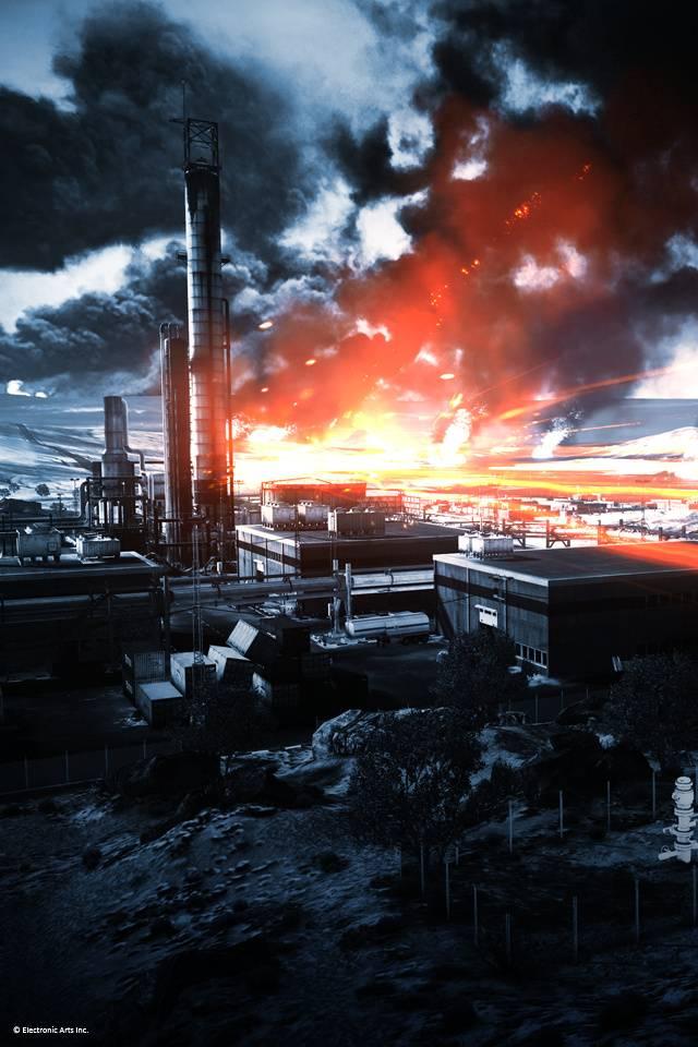 Operation Firestorm Wallpaper by StevePL - d8 - Free on ZEDGE™