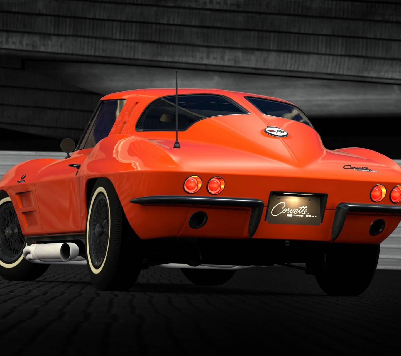 Stingray Corvette C2