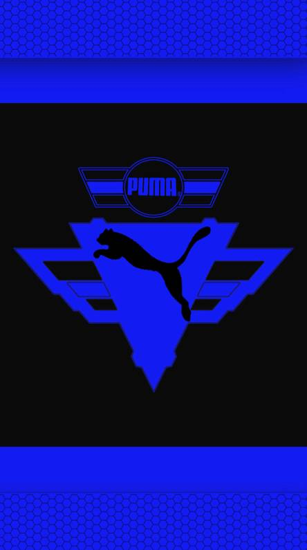 Puma Bright Blue