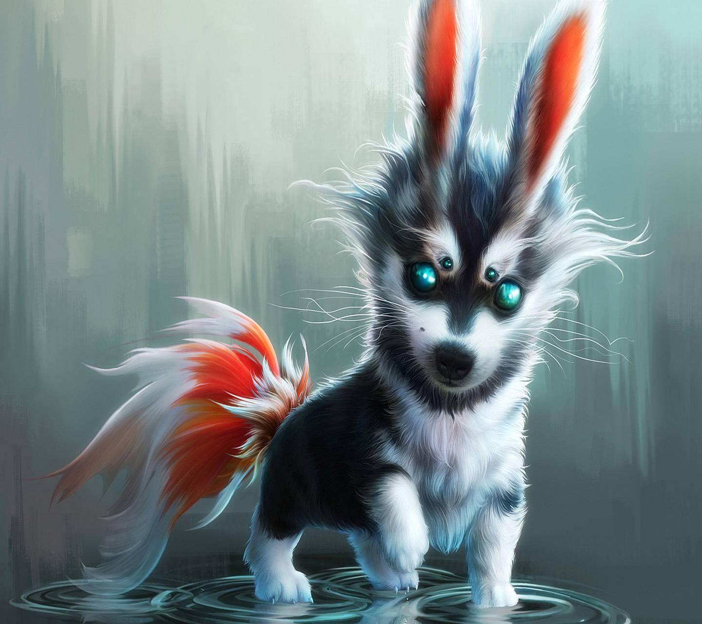 Fantasy Puppy