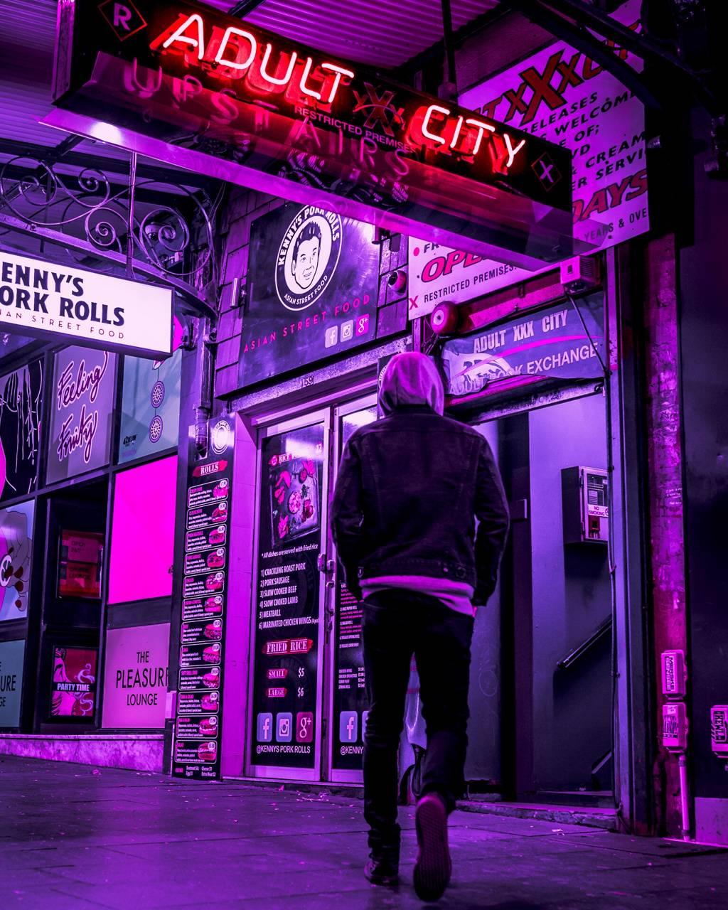 Adult city