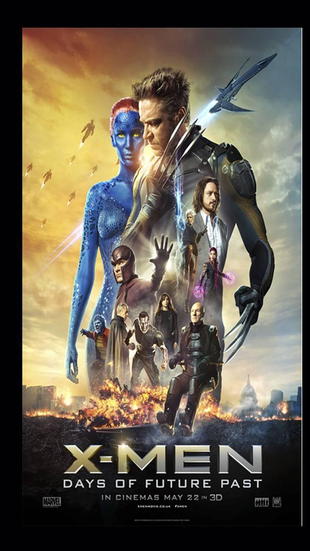 X-Men DOFP