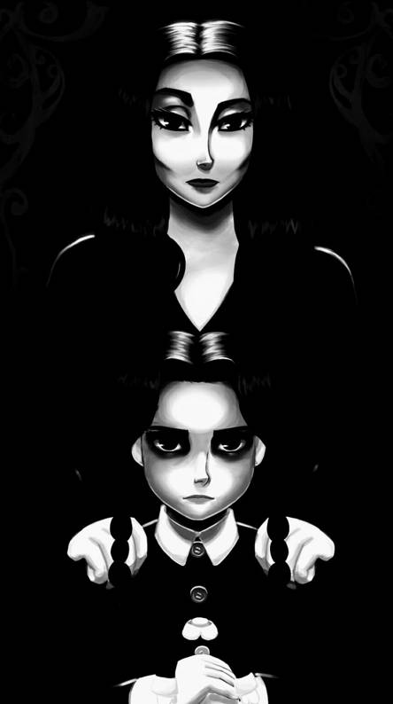 The Addams Family Wallpapers Free By Zedge