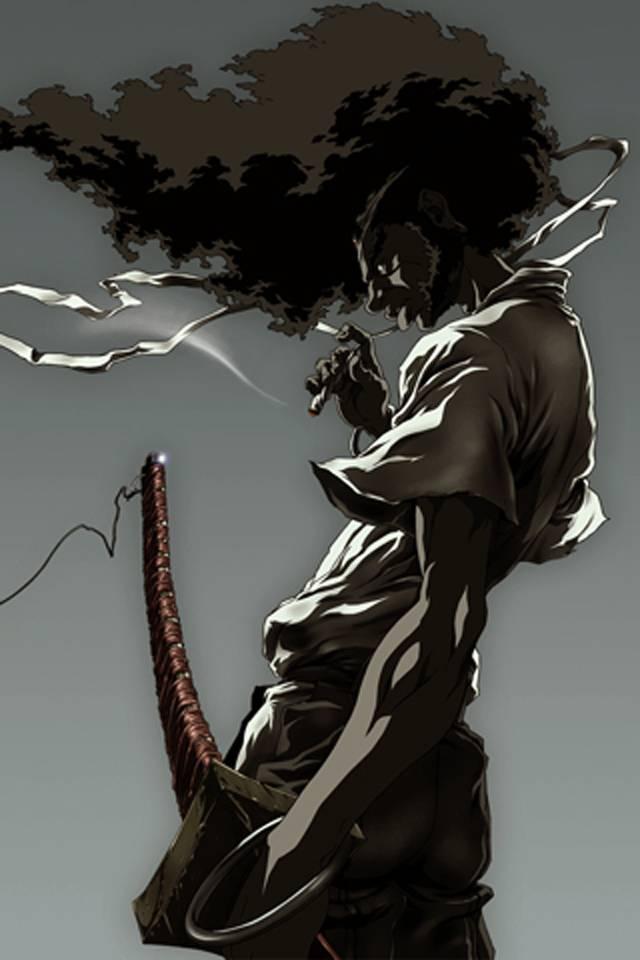 Afro Samurai Wallpaper By Hapiicacai F0 Free On Zedge
