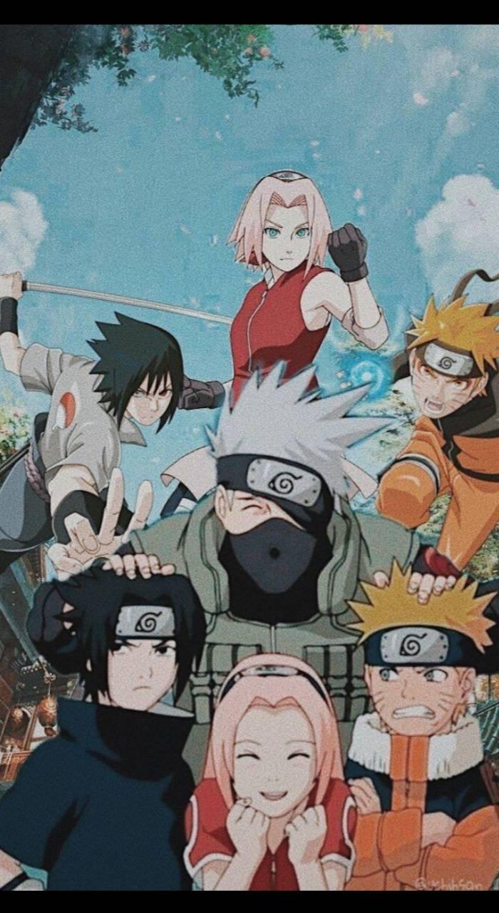 Team 7 Naruto Wallpaper By Ibis Noctua Ab Free On Zedge