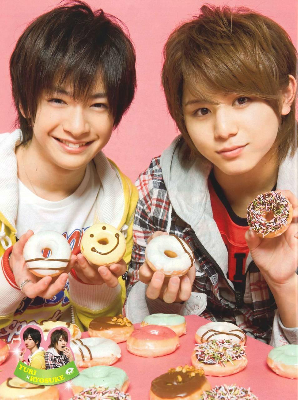 Yuri And Ryo