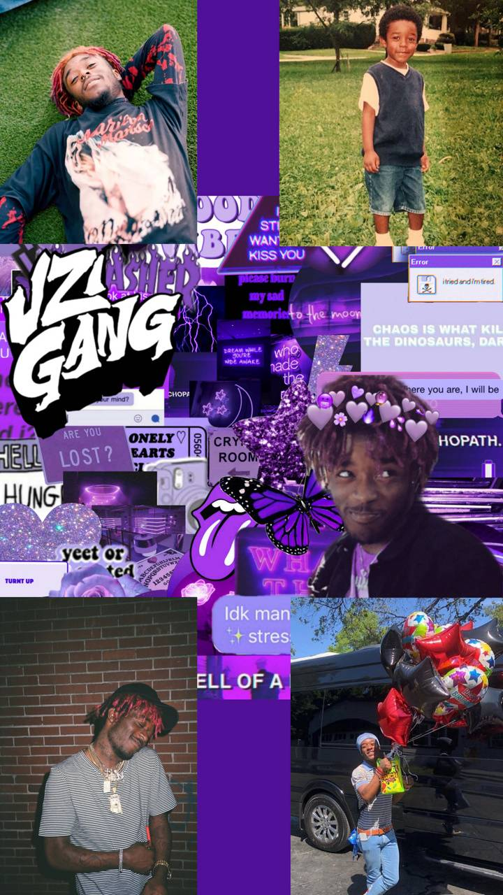 Lil U I Vert Wallpaper By Bruhmomentp7r470 Ae Free On Zedge Check out our lil uzi vert poster selection for the very best in unique or custom, handmade pieces from our wall décor shops. lil u i vert wallpaper by