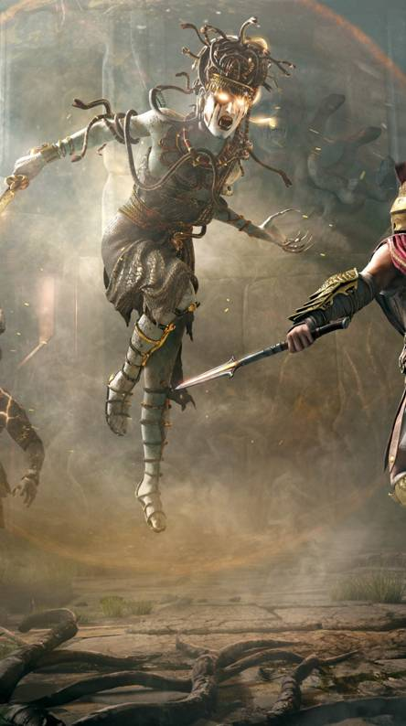 Assassins Creed Odyssey Ringtones And Wallpapers Free By Zedge
