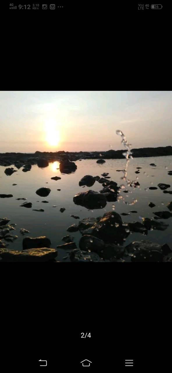 Tata garden beach