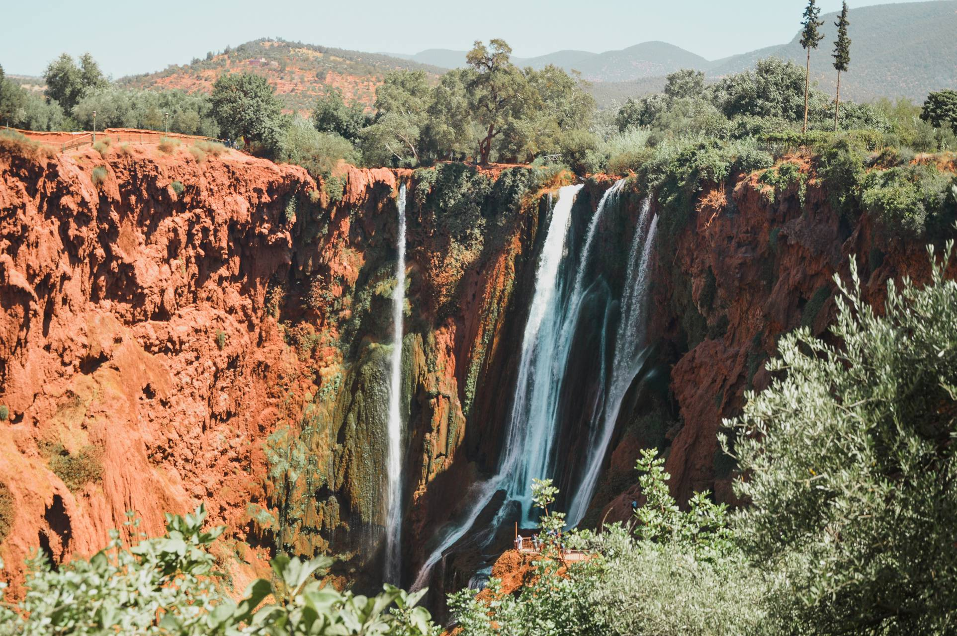 Falls morocco