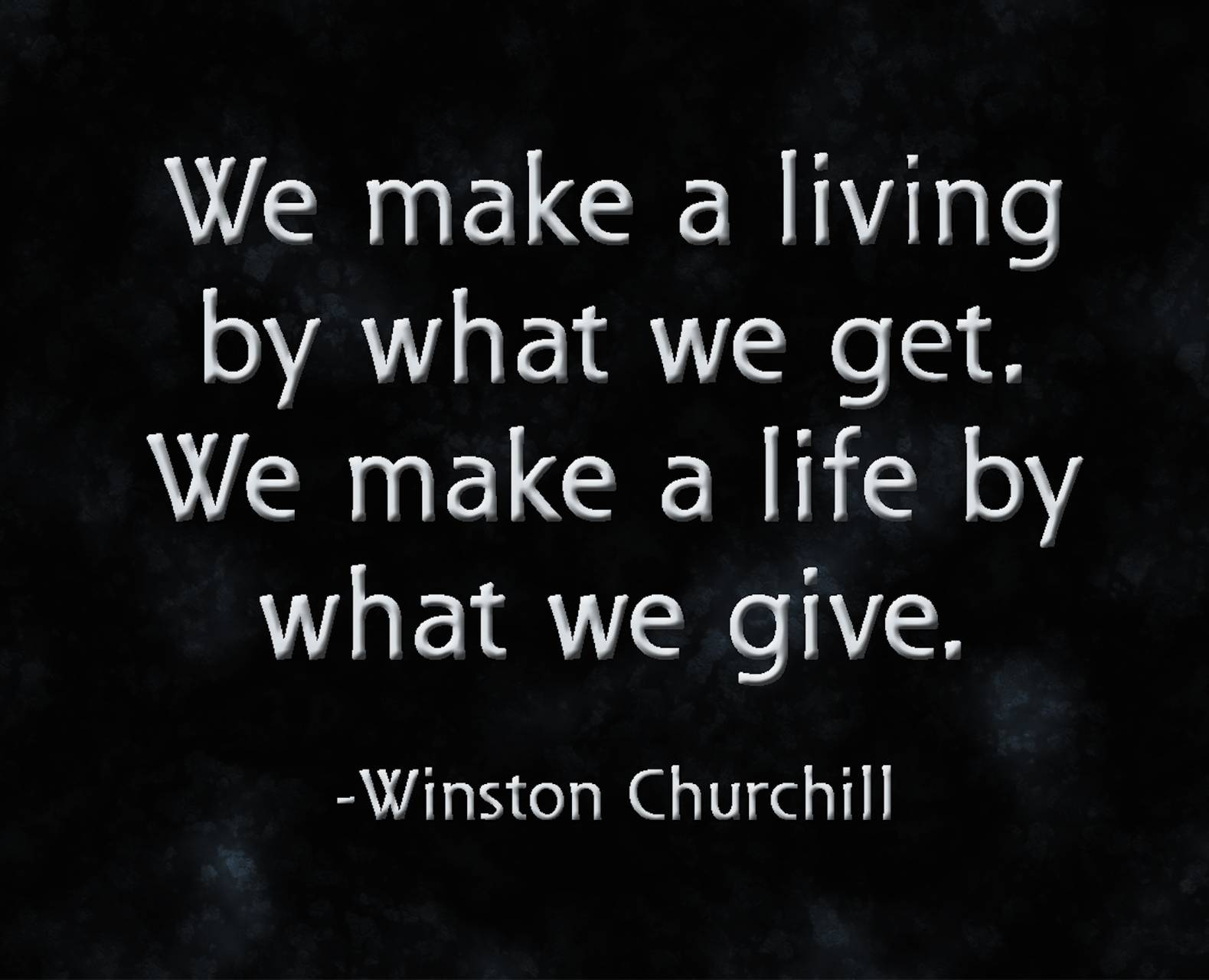 Get and Give