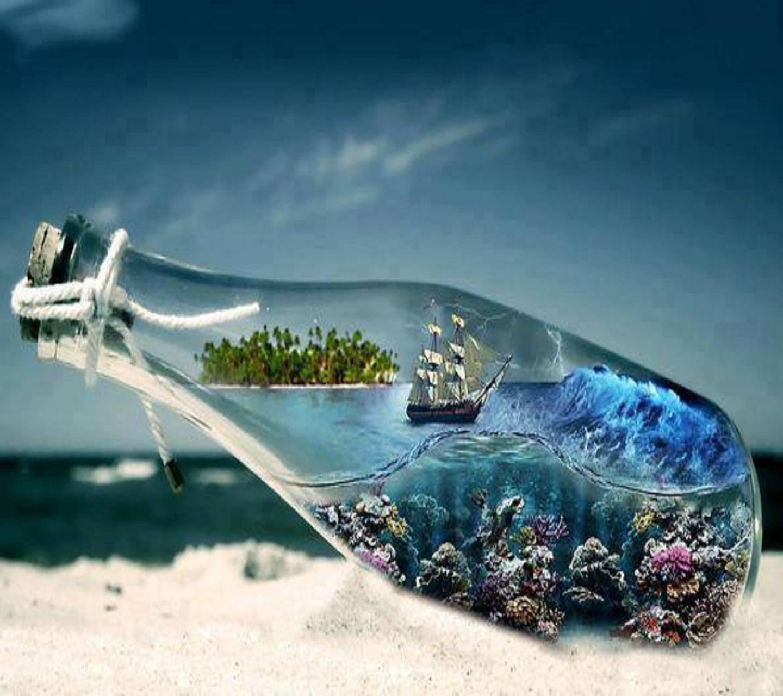 Sea Bottled