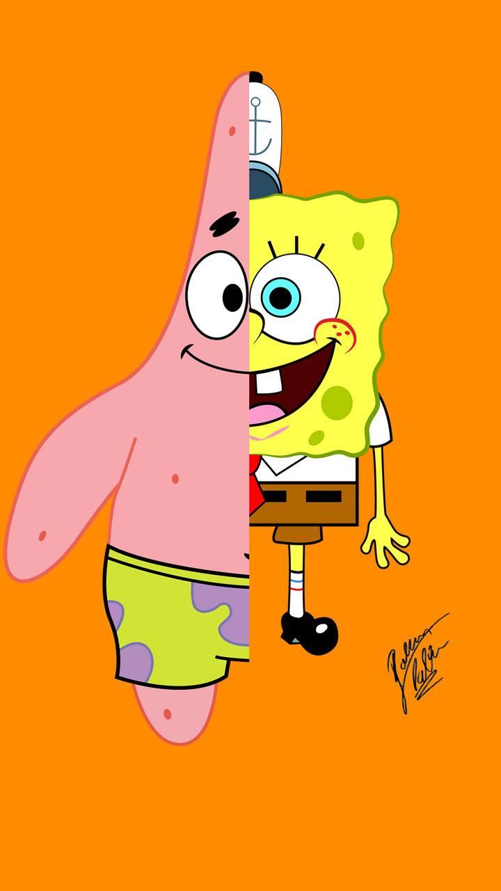 SpongeBob X Patrick