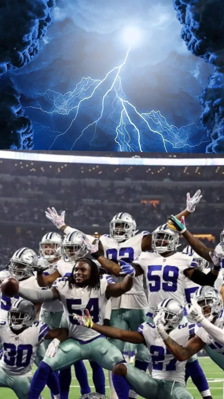 Dallas cowboys storm