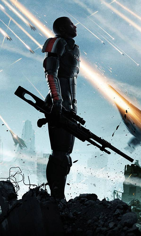 Shepard With Valiant