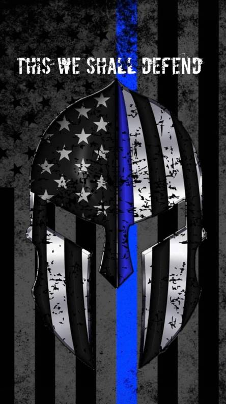 Thin Blue Line Wallpapers Free By Zedge