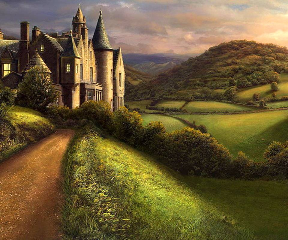 Castle Scenery