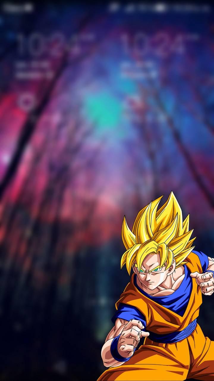 Goku wallpers