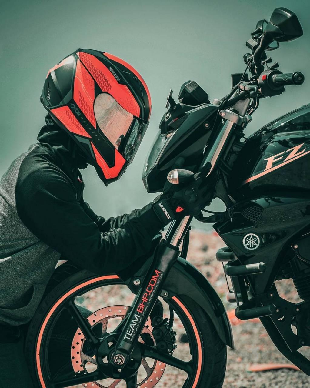 Biker vision