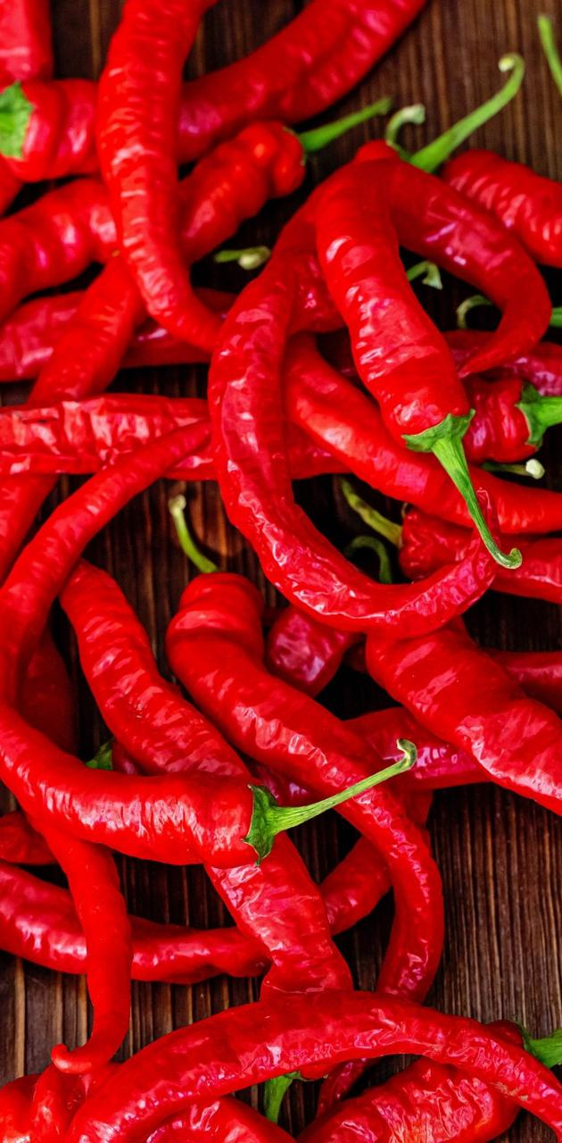 Chilly n spicy red