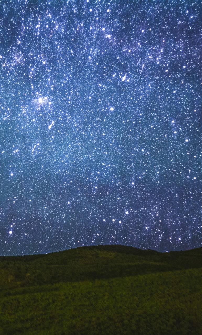Stars Over Hills