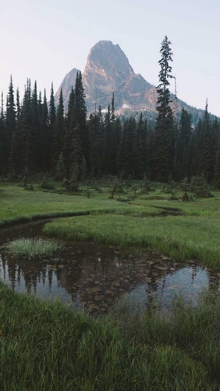 Mountainous Peak