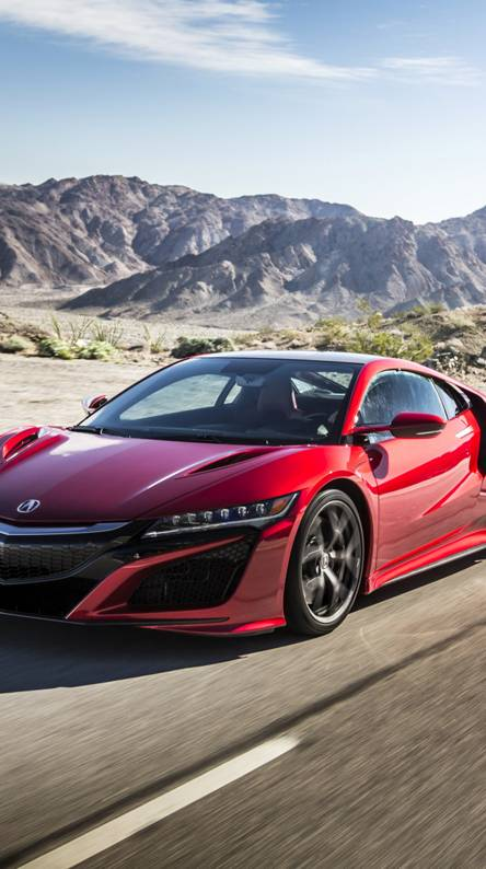 Honda acura nsx Wallpapers - Free by ZEDGE™
