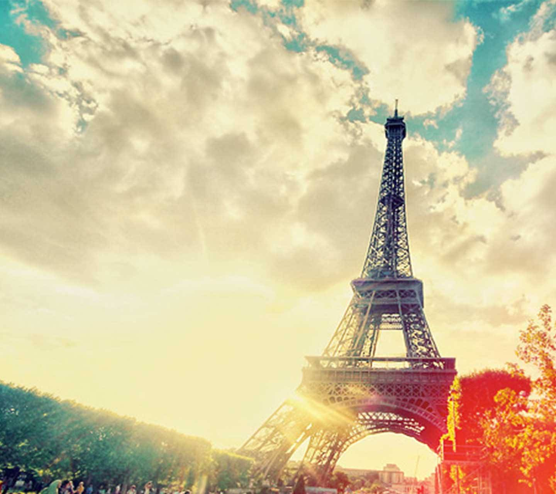 Eiffel Tower Hd Wallpaper By Sam Ardya C2 Free On Zedge