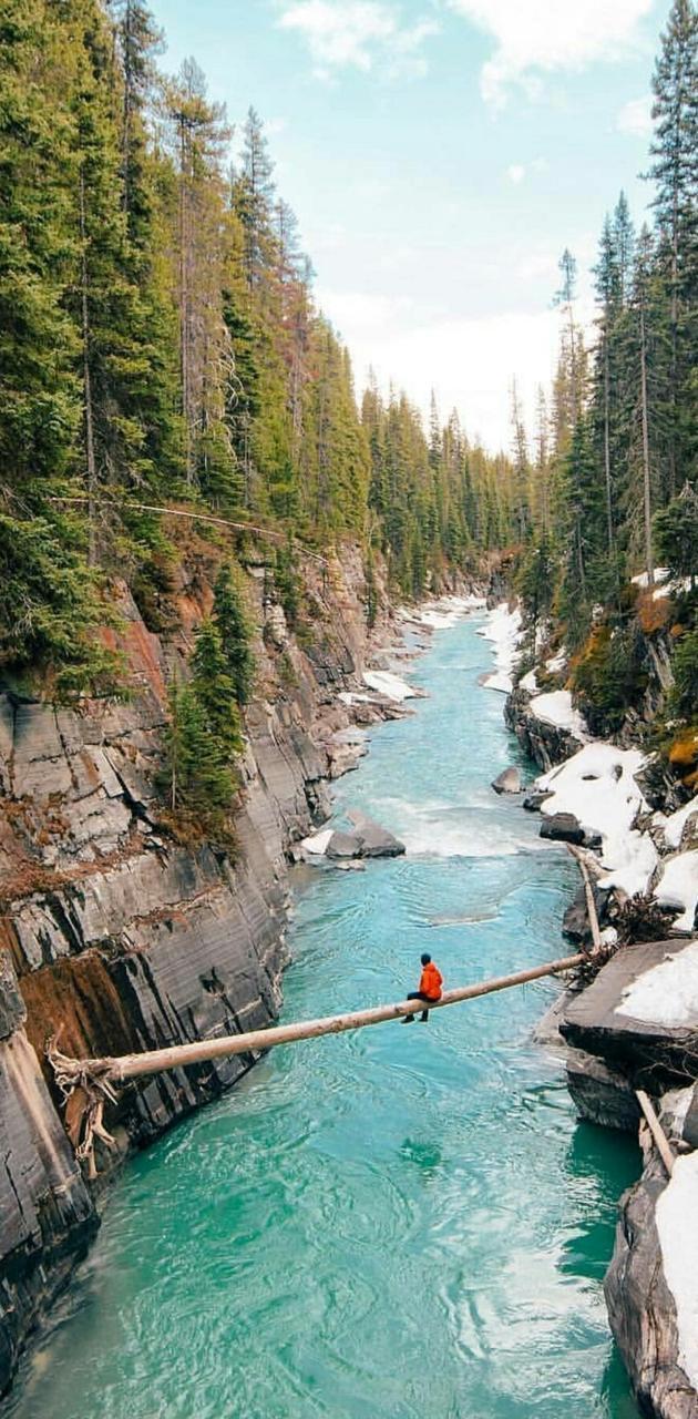 Banff Park Creek