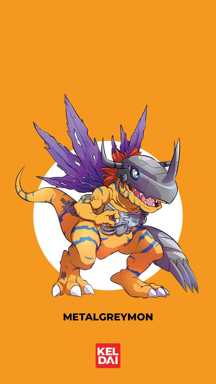 Digimon Metalgreymon