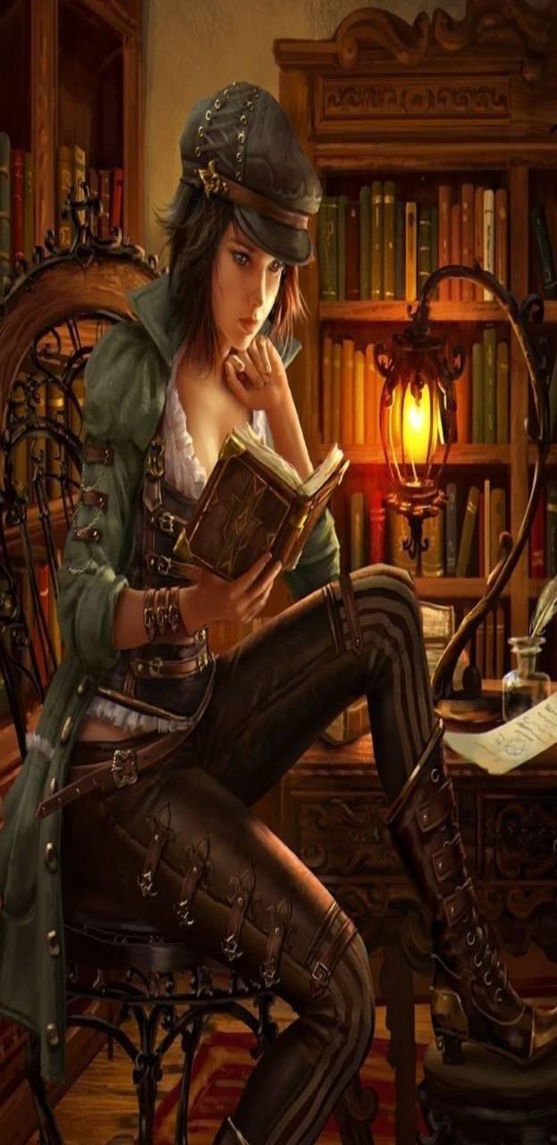 Steampunk read