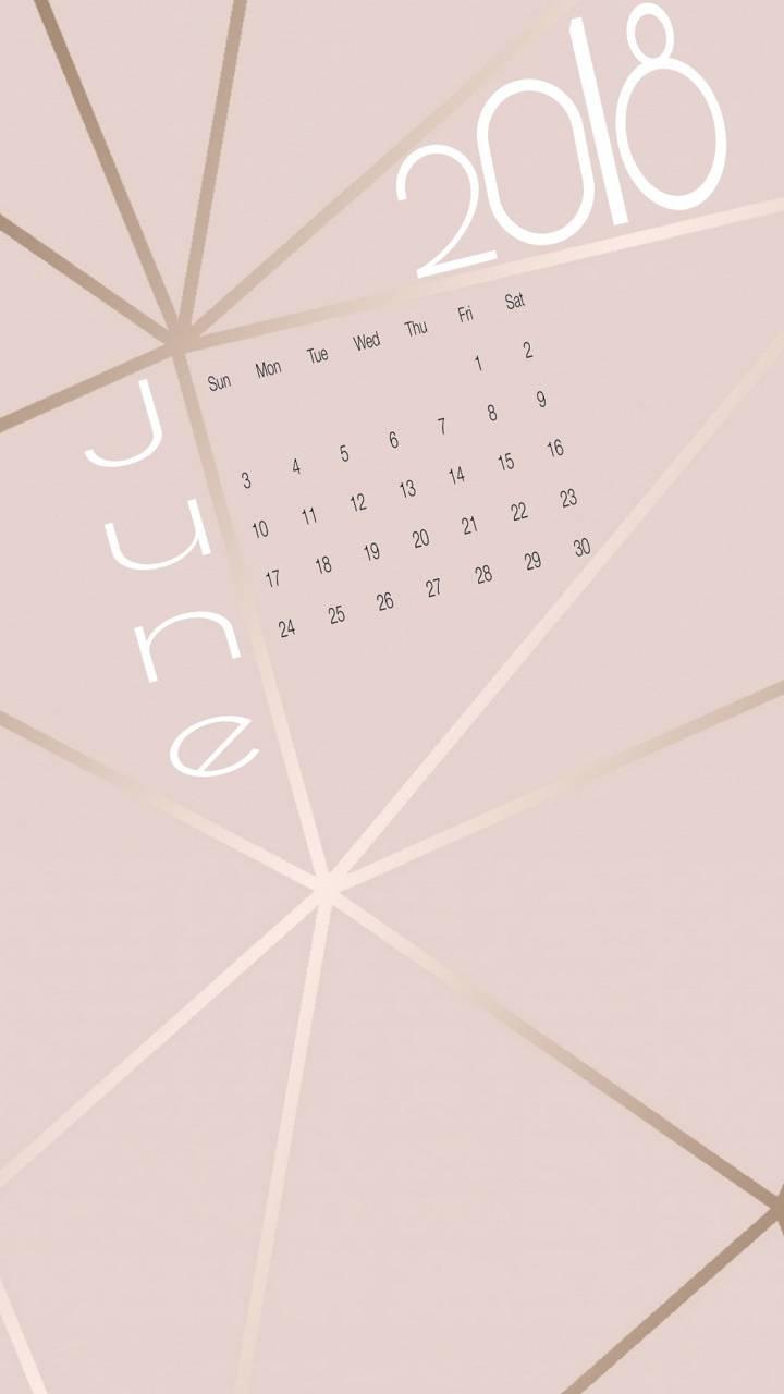 June in Rose Gold