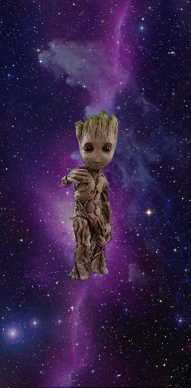 Yo Soy Groot Galaxy