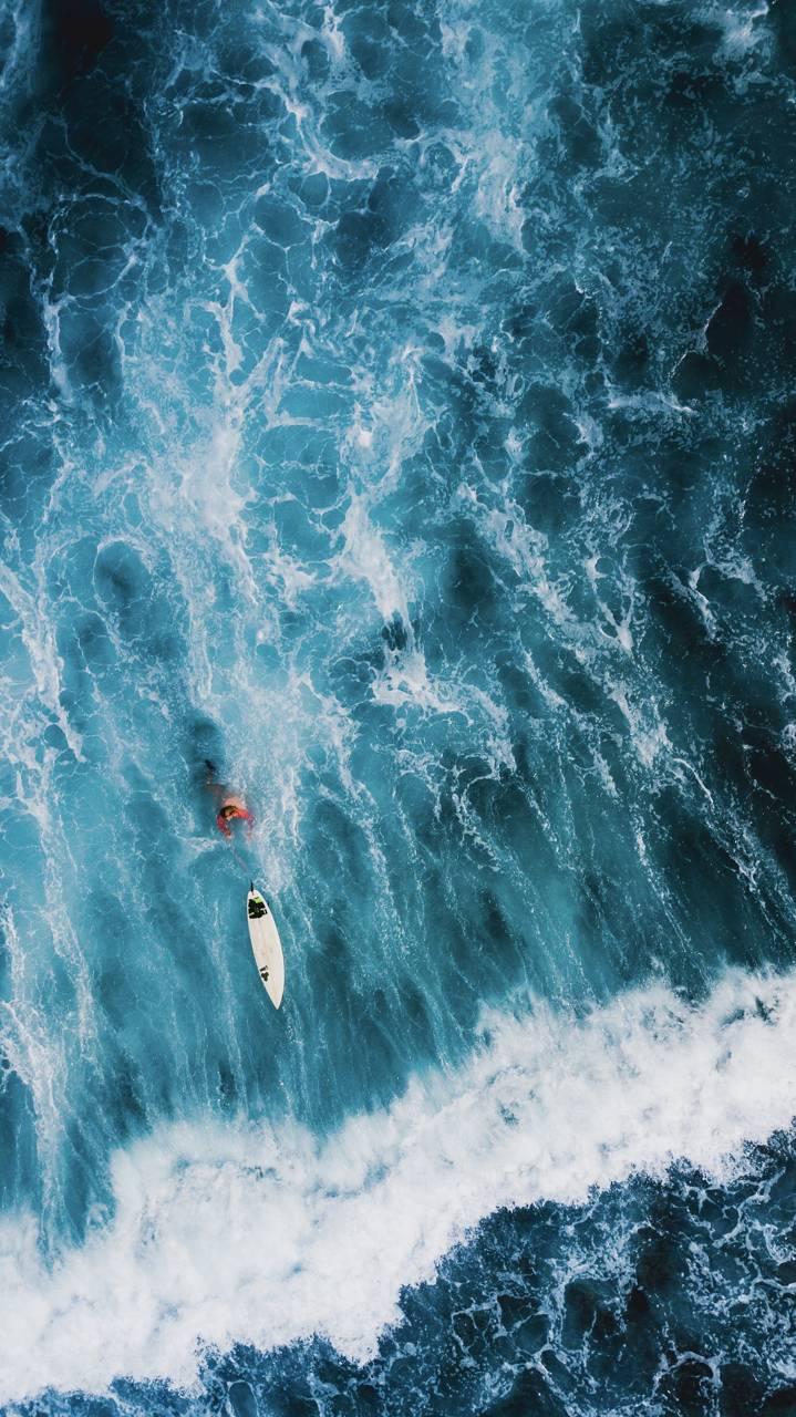 Beauty of a wave